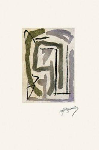Laberint-4 by Albert Rafols-Casamada at