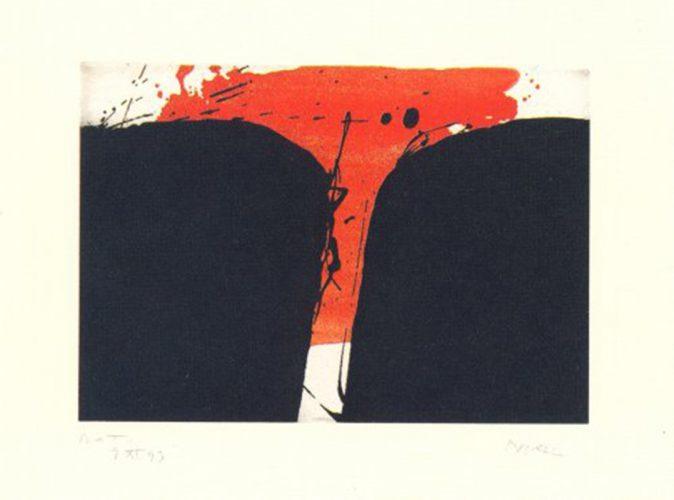 Records de paisatge-3 by Alfons Borrell Palazón at
