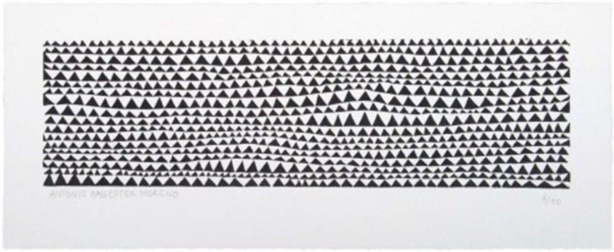 Triángulos by Antonio Ballester Moreno