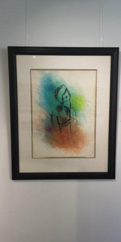La Rainette by Joan Miro at Joan Miro