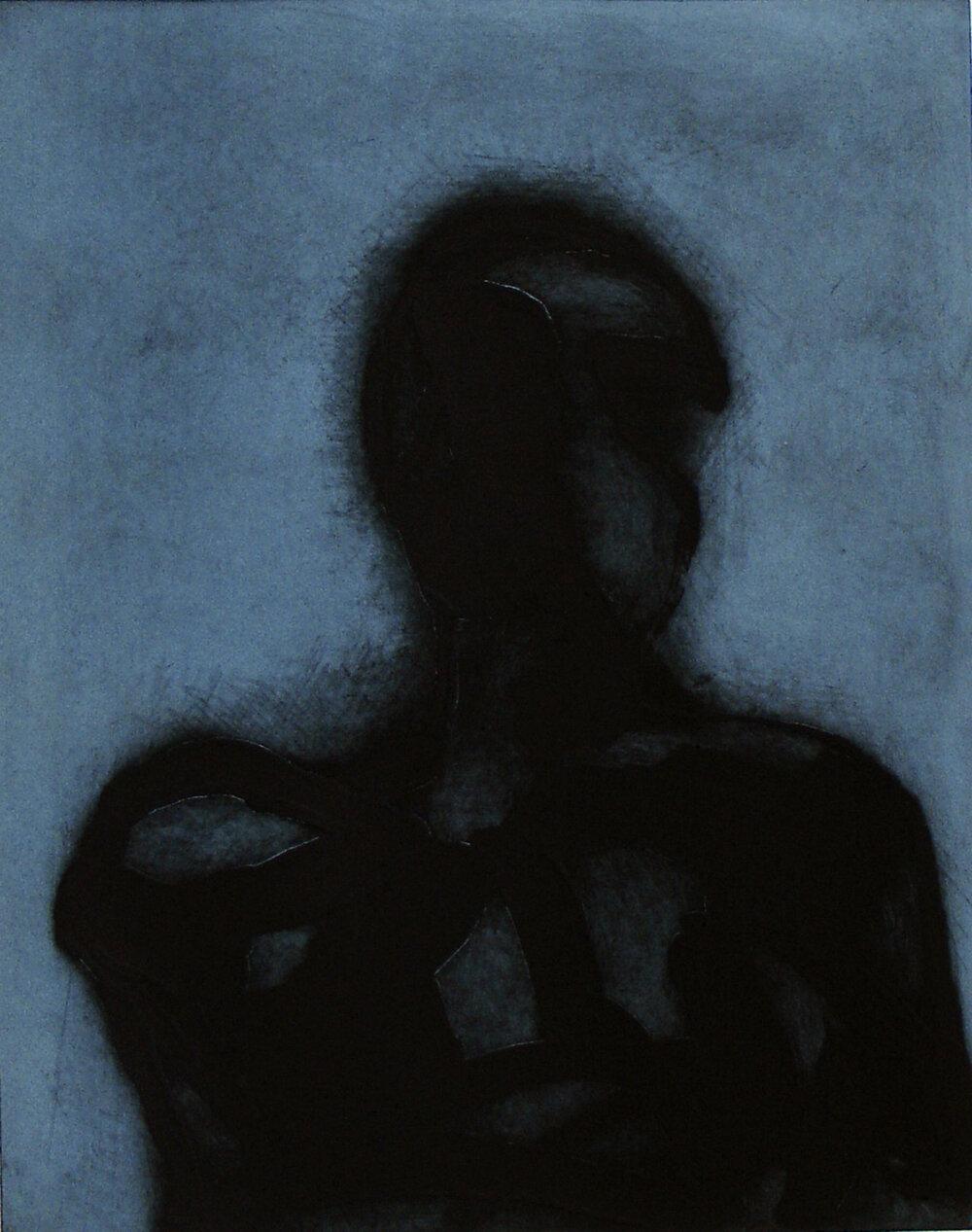 Blue Carborundum by Peter Griffin