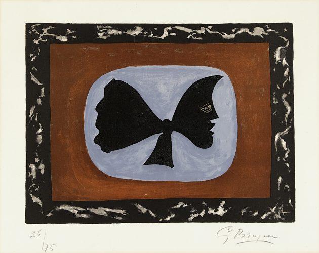 Uranie II by Georges Braque