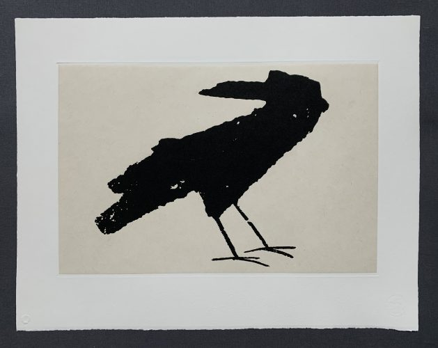 Turning Crow by Cyrus Highsmith at