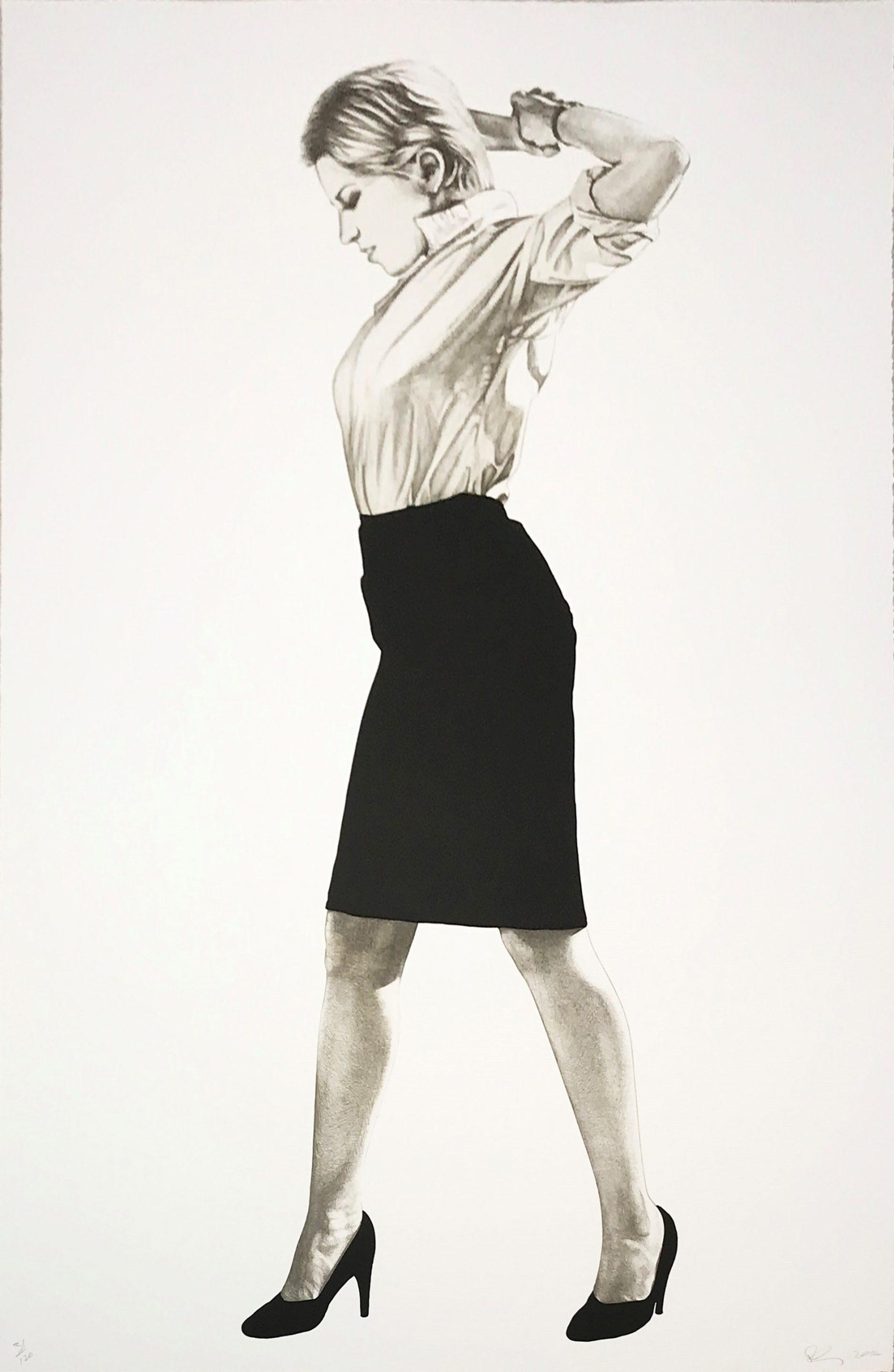 Cindy by Robert Longo