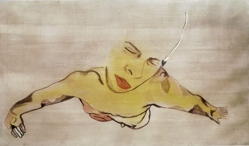 Semen by Francesco Clemente at Petersburg Press