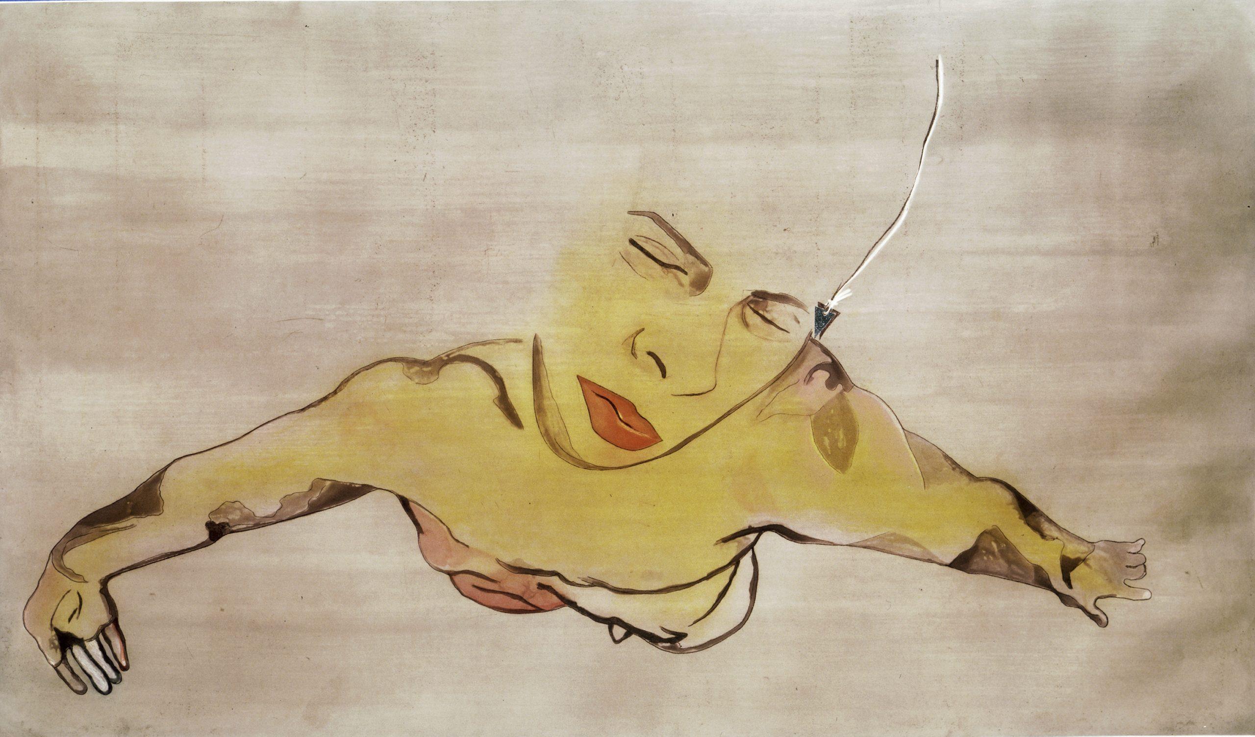 Semen by Francesco Clemente