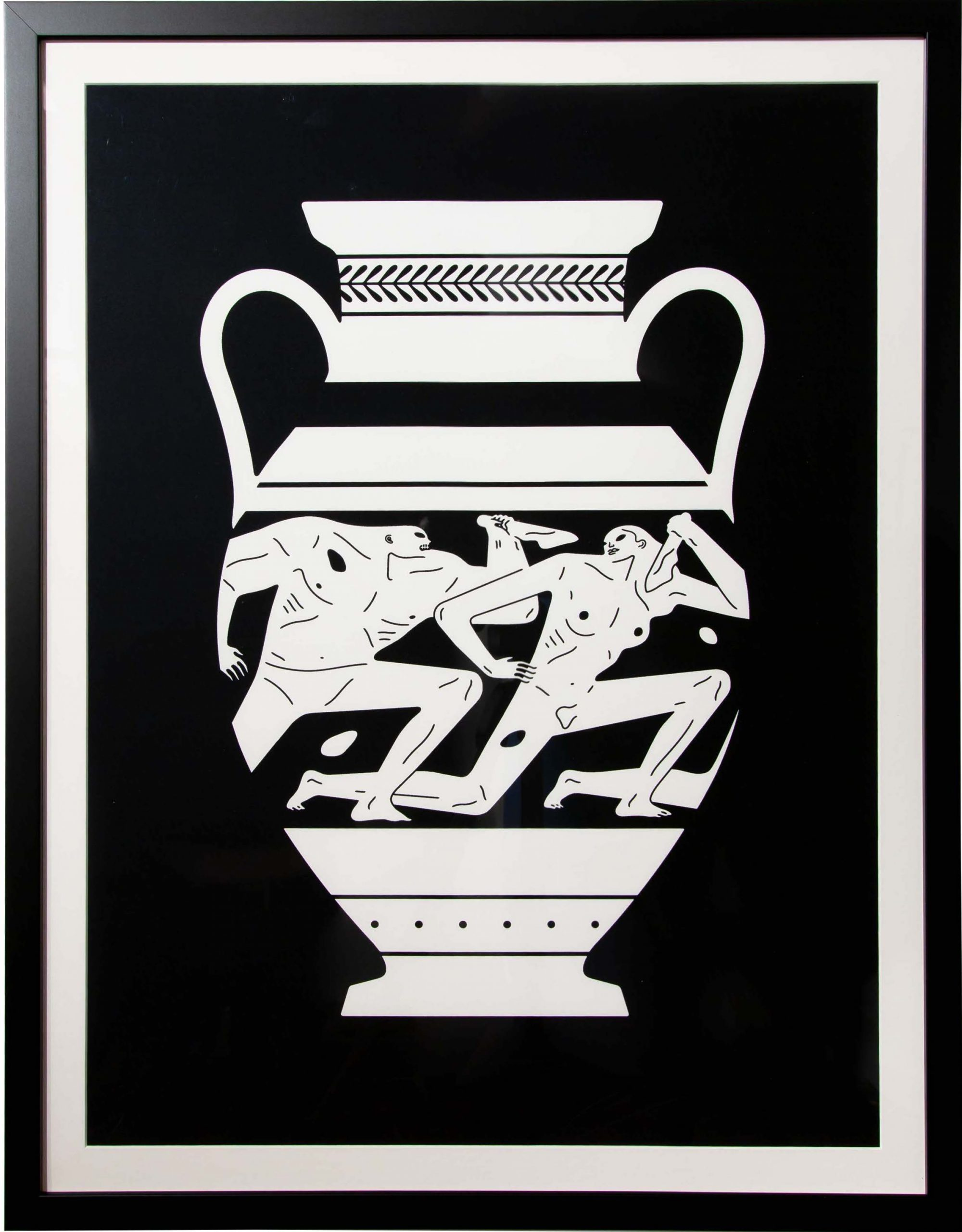 Amphora by Cleon Peterson