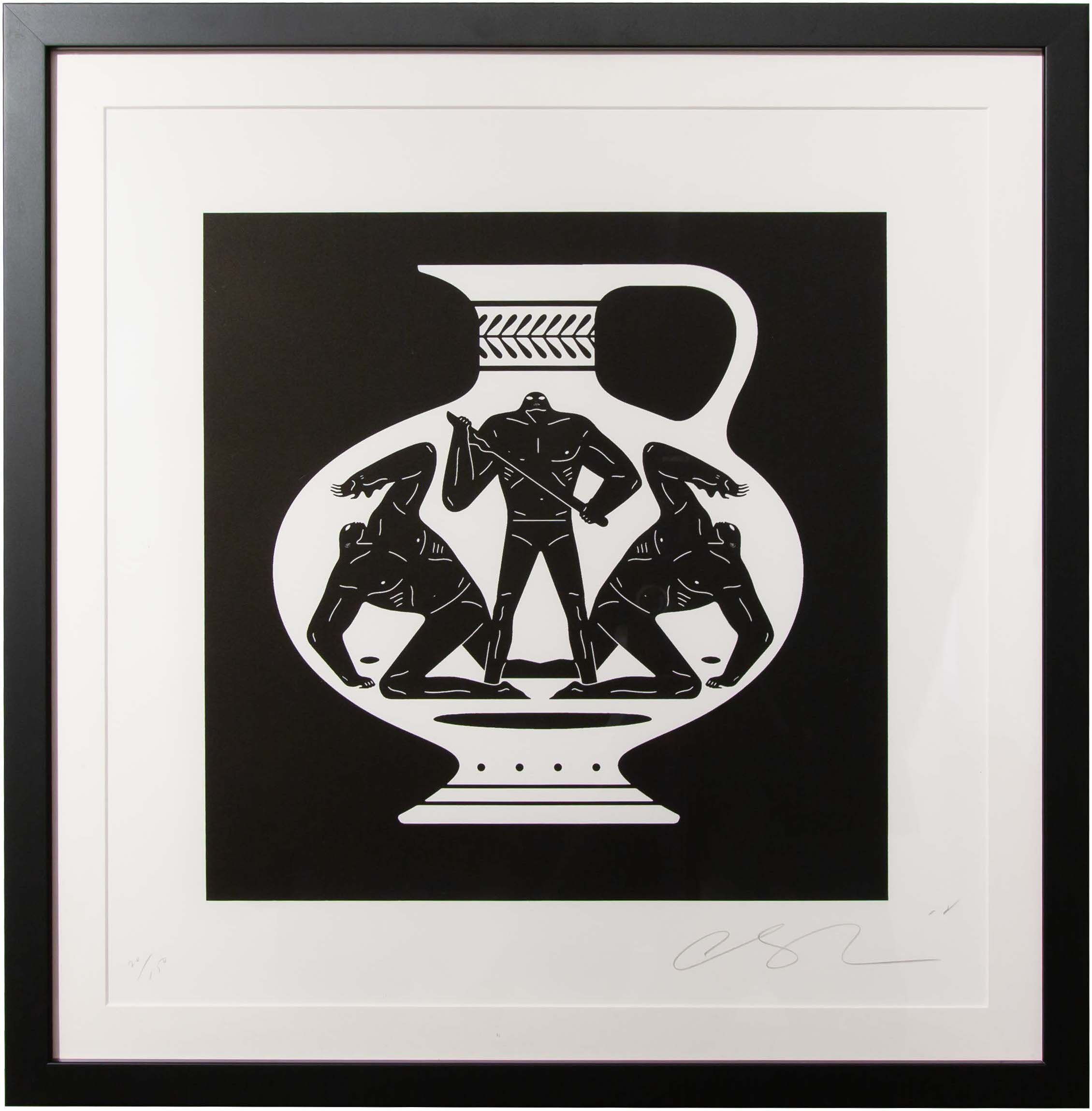 Aryballos by Cleon Peterson