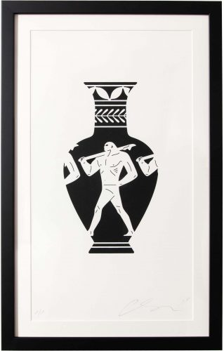 Lekythos by Cleon Peterson