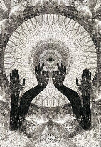 Temple of the Way of Light by Dan Hillier