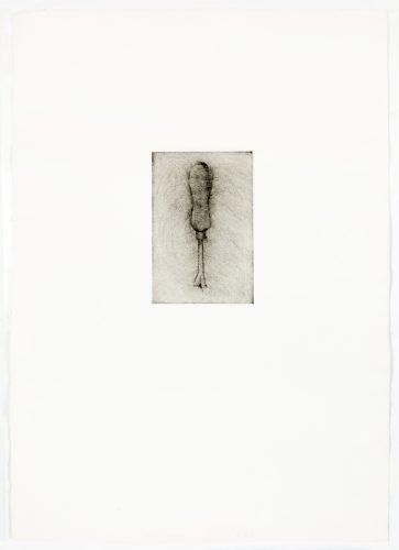 Tool (Weed Puller) by Jim Dine
