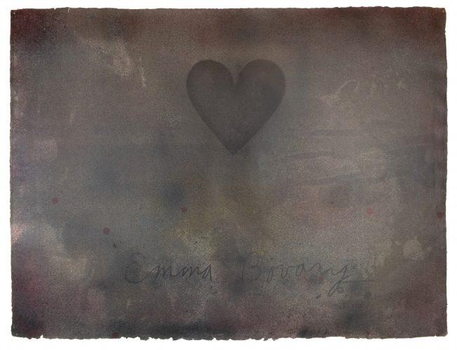 Emma Bovary by Jim Dine