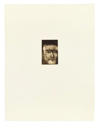 Rimbaud the Coffee Exporter by Jim Dine at Petersburg Press