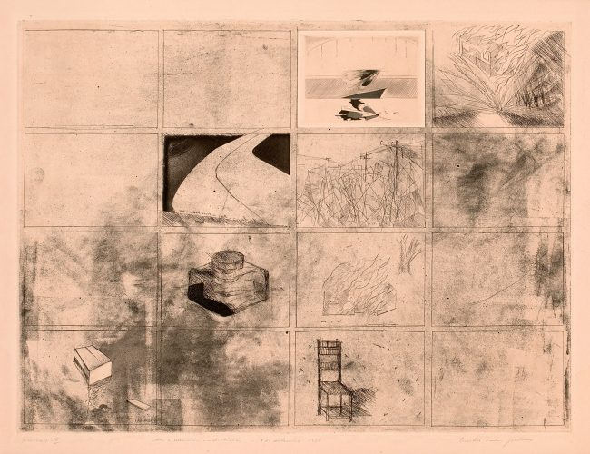 Figuras Jacentes (Lying Figures) by Evandro Carlos Jardim