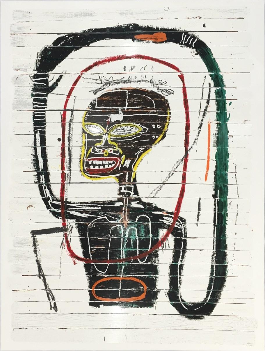 Flexible by Jean-Michel Basquiat