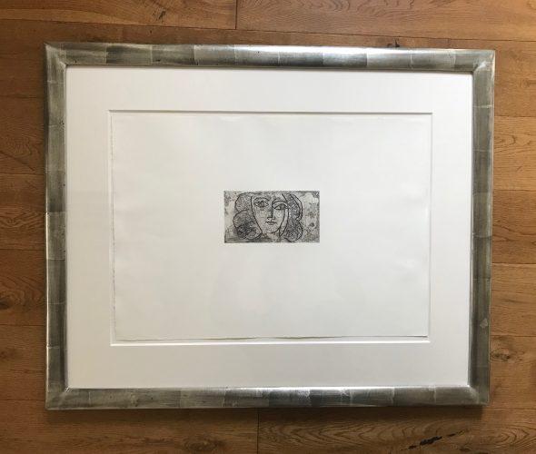 Tete de femme de face (Large) by Pablo Picasso at Fairhead Fine Art