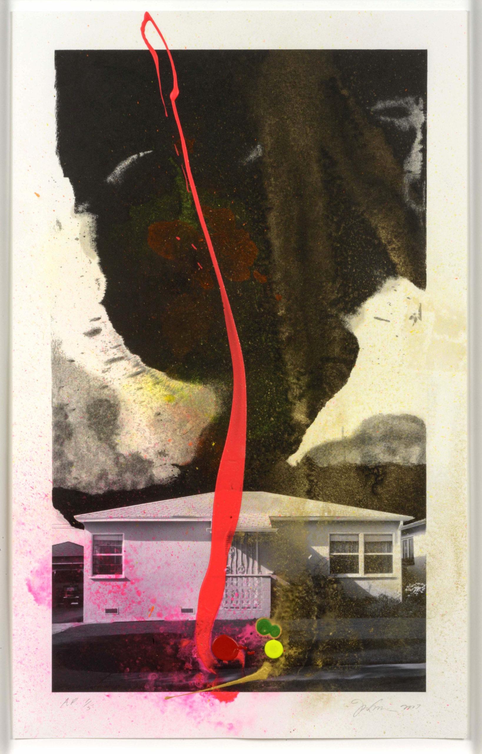 House Tornado (11521) by Joe Goode