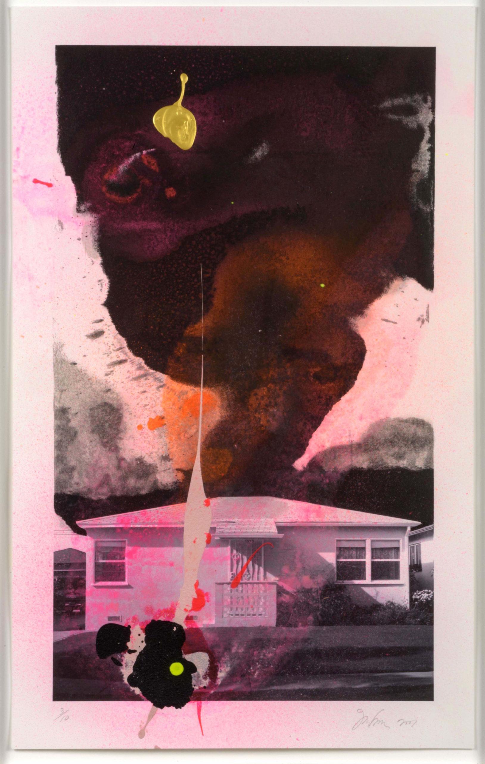 House Tornado (11520) by Joe Goode