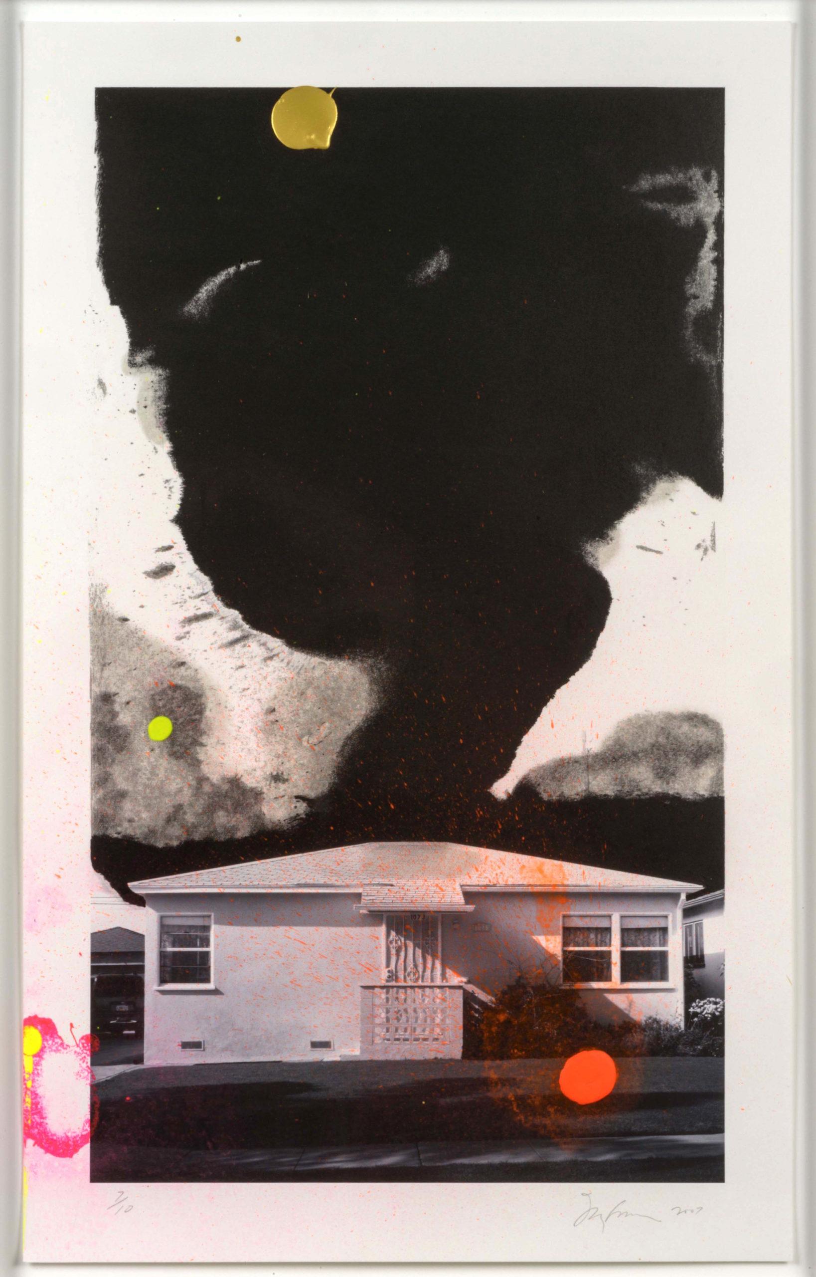 House Tornado (11532) by Joe Goode