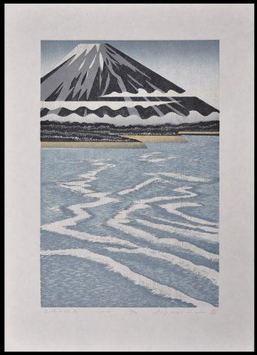 Pine Field at Miho by Ray Morimura