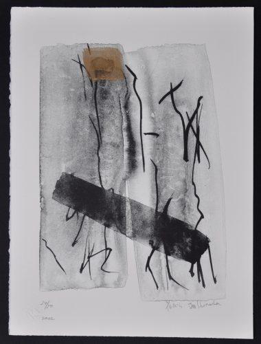 Petals by Toko Shinoda at Hanga Ten - Contemporary Japanese Prints