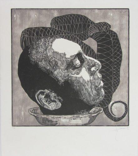 Cain by Irving Herrera at