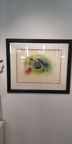 La Musaraigne by Joan Miro at Joan Miro