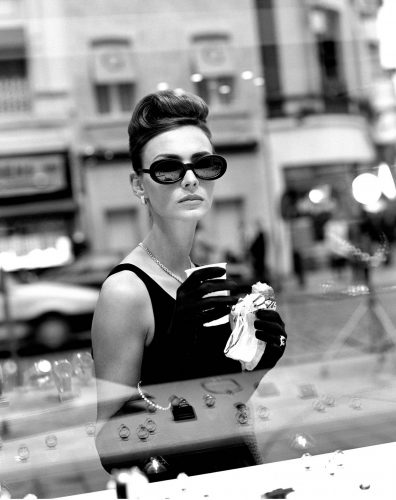 Breakfast at Tiffany's by Marc Lagrange at