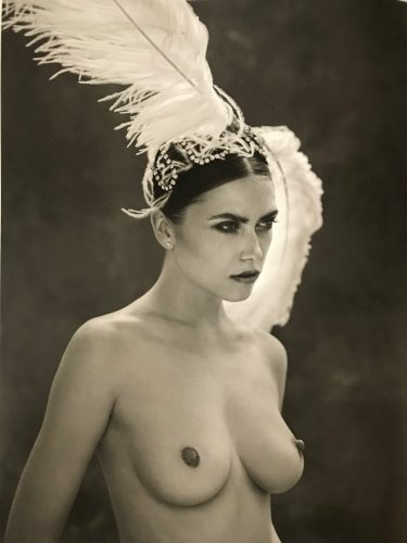 Swan song by Marc Lagrange at