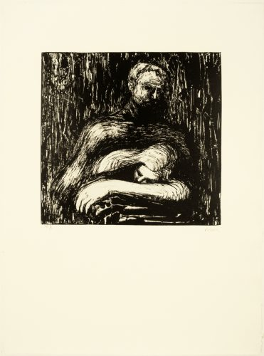 Lullaby by Henry Moore
