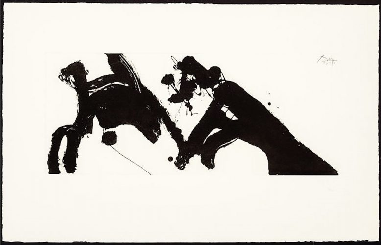 Dance I by Robert Motherwell