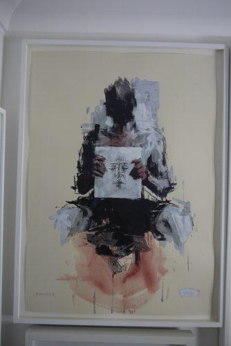 Identity Framed by Gonzalo Borondo
