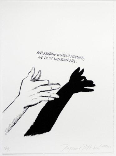 Untitled, from Plots on Loan I by Raymond Pettibon