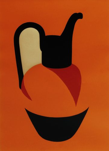 Pitcher by Patrick Caulfield