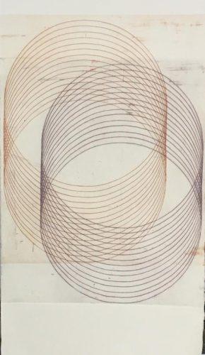Latitude Deslocada I (Displaced Latitude I) by Renata Basile da Silva