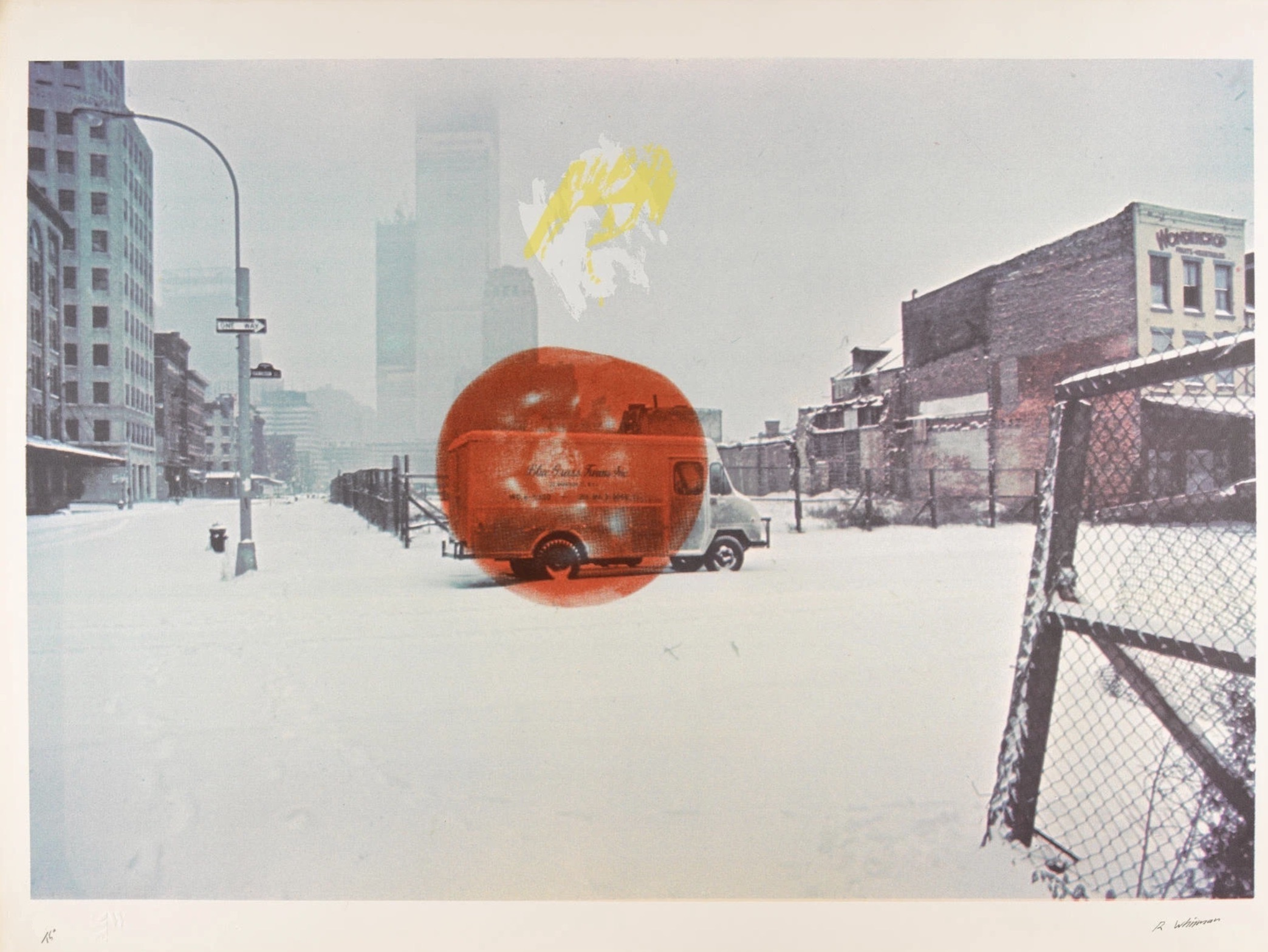 Untitled by Robert Whitman