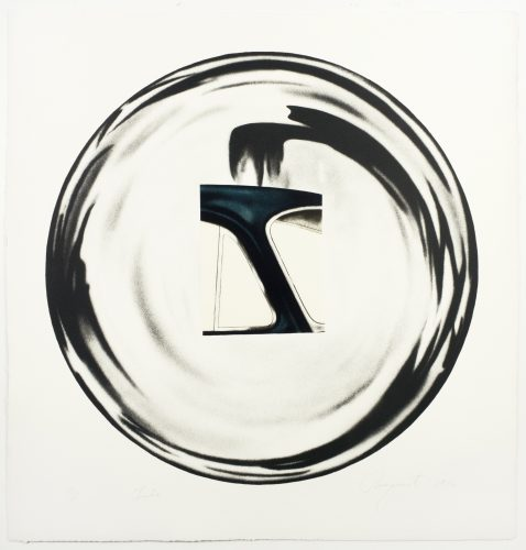 Tube by James Rosenquist