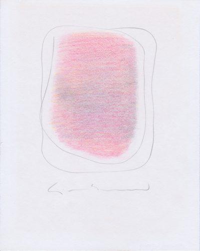 Ohne Titel Entwurf zu einem Farbraumkörper by Gotthard Graubner at Schenk.Modern