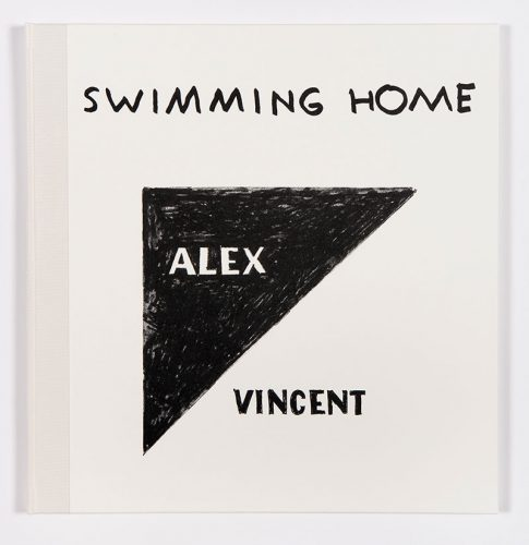Swimming Home by Alex Katz