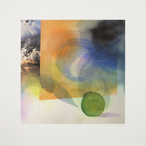 Zephyr – Aire by William Tillyer
