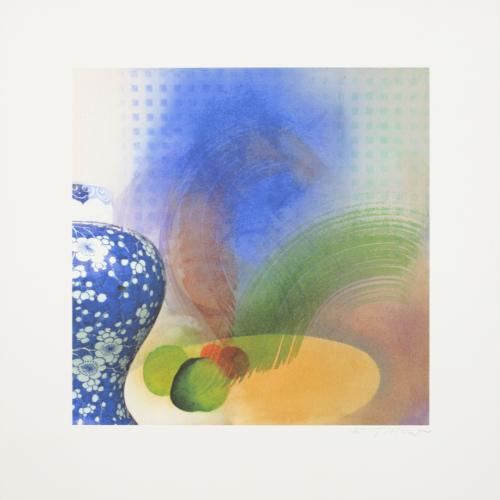 Zephyr – Ceramic by William Tillyer