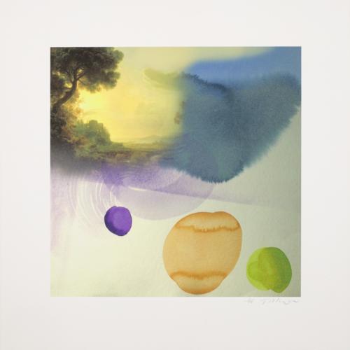 Zephyr – Claude by William Tillyer