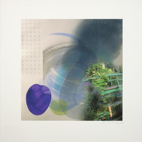 Zephyr – Giverney by William Tillyer