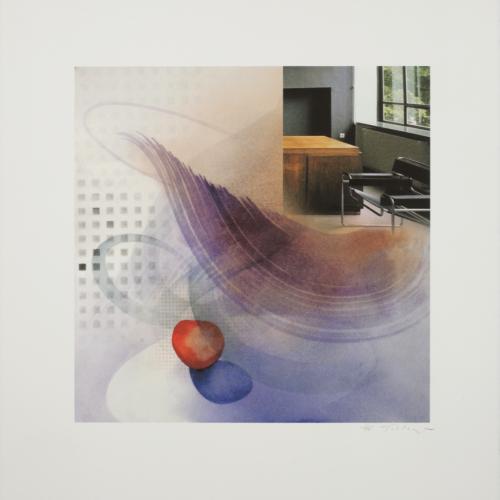 Zephyr – Carricks Corner by William Tillyer