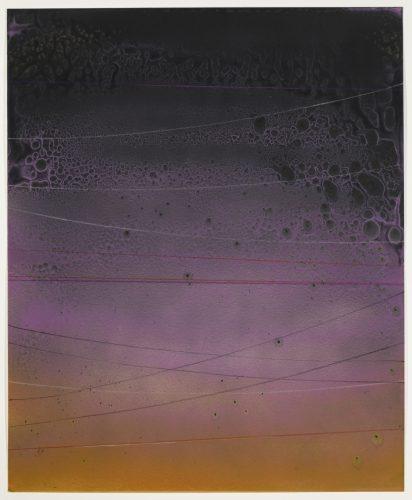 Power Line Drawing #30 by Alex Weinstein
