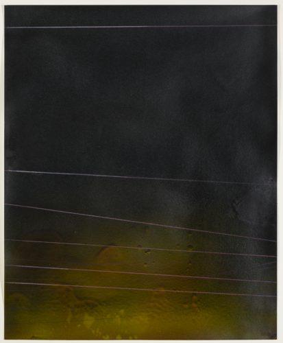 Power Line Drawing #31 by Alex Weinstein