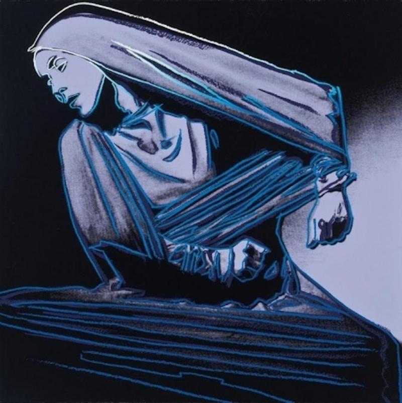 Lamentation by Andy Warhol