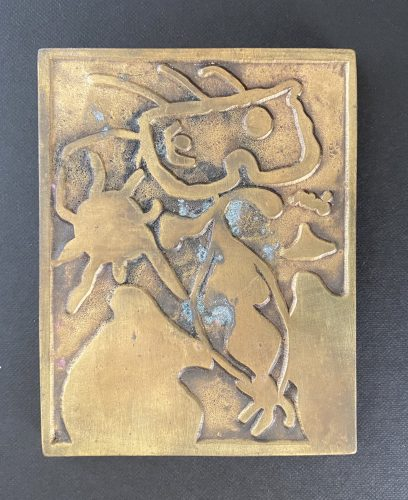 XX Siecle No 4, 1938 by Joan Miro