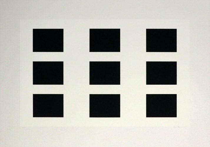 Hommage à G.B. 4 by Yaacov Agam