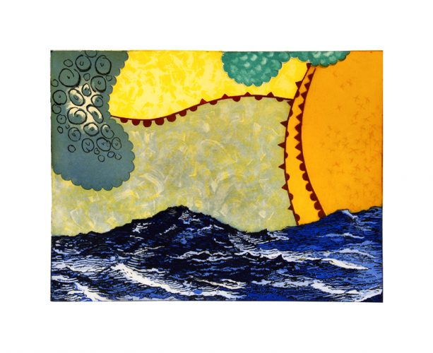 Rising Swells by Judy Youngblood at